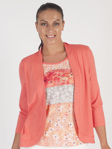 Rabe Coral 2 in 1 Print Top