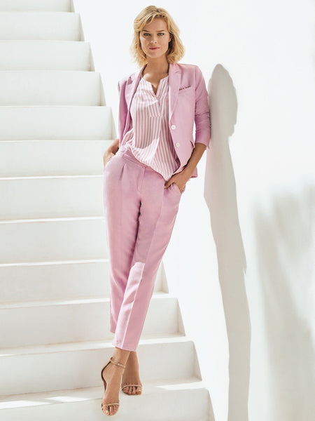 Gerry Weber Lilac Tailored Jacket