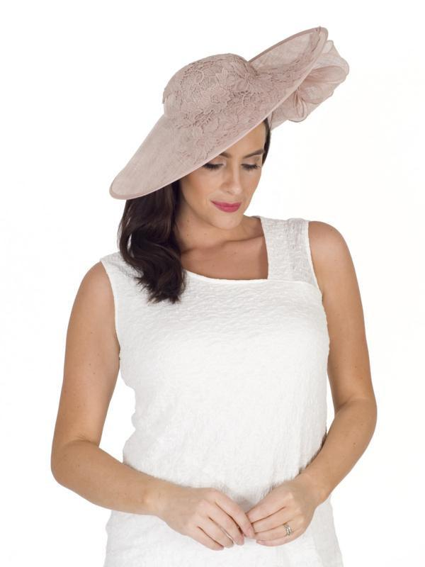 Rose Grand Lace Hatinator