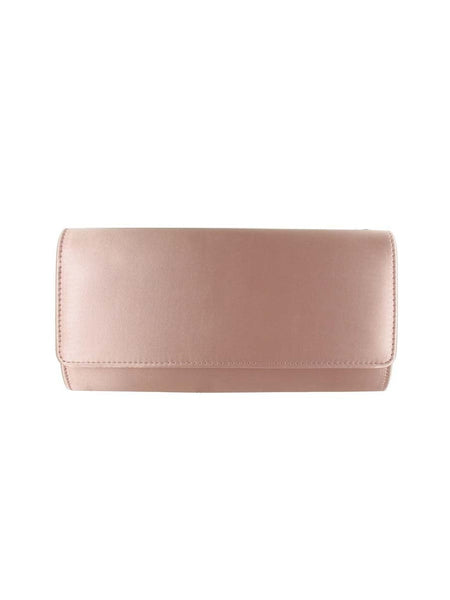 "Nude Pink ""Lara"" Ladies Handbag"