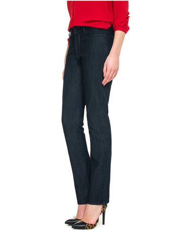 NYDJ Dark Denim Lift Tuck® Slim-leg Jeans