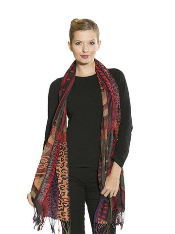 Multi_Knitted_Ruched_Scarf_A81Y128_alt1