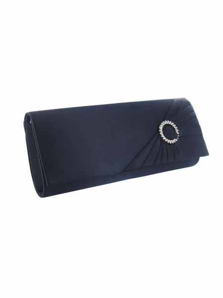 "Navy ""Nara"" Ladies Handbag"