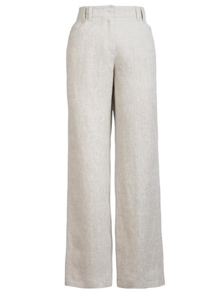 Chesca Direct Natural Linen Trousers