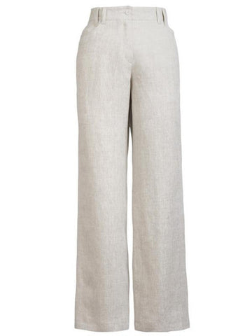 Natural Linen Trousers 28X281 alt1