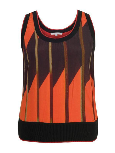 Orange Samba Print Cami 41Y419 alt4