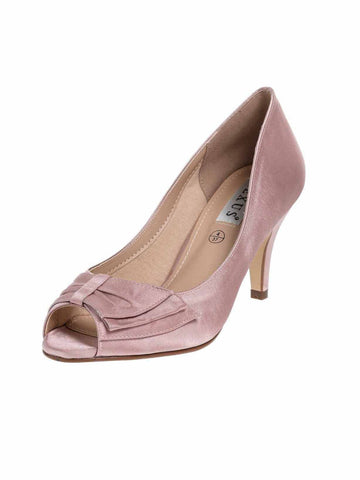 "Nude Pink ""Peggy"" Ladies Shoe"