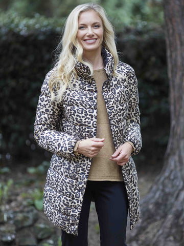 Betty Barclay Reversible Quilted Coat