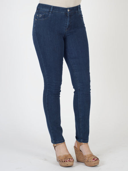 Gardeur Mid Denim Slim-fit 'Zuri' Jeans – Regular