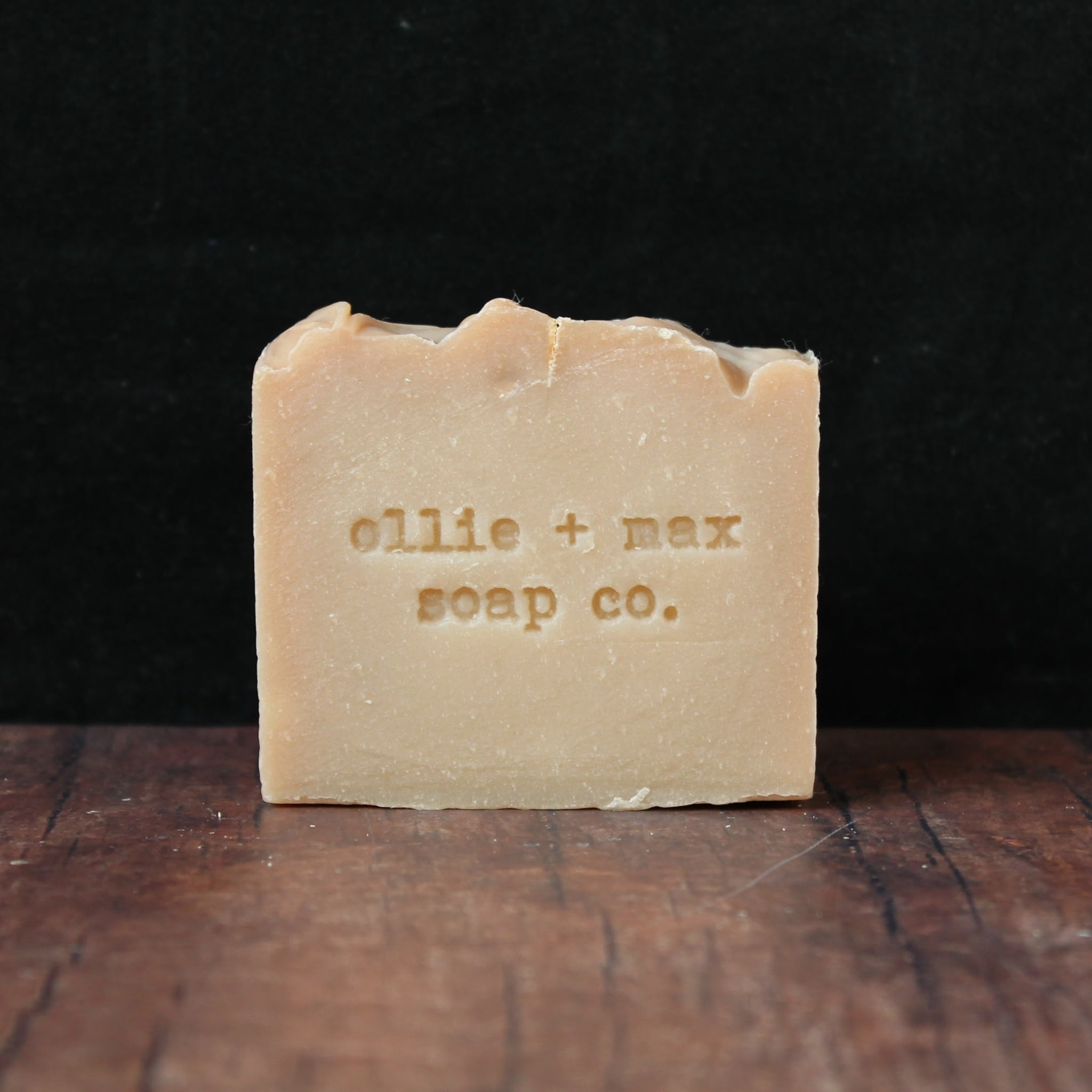 Pineapple mint vegan cruelty free handmade soap