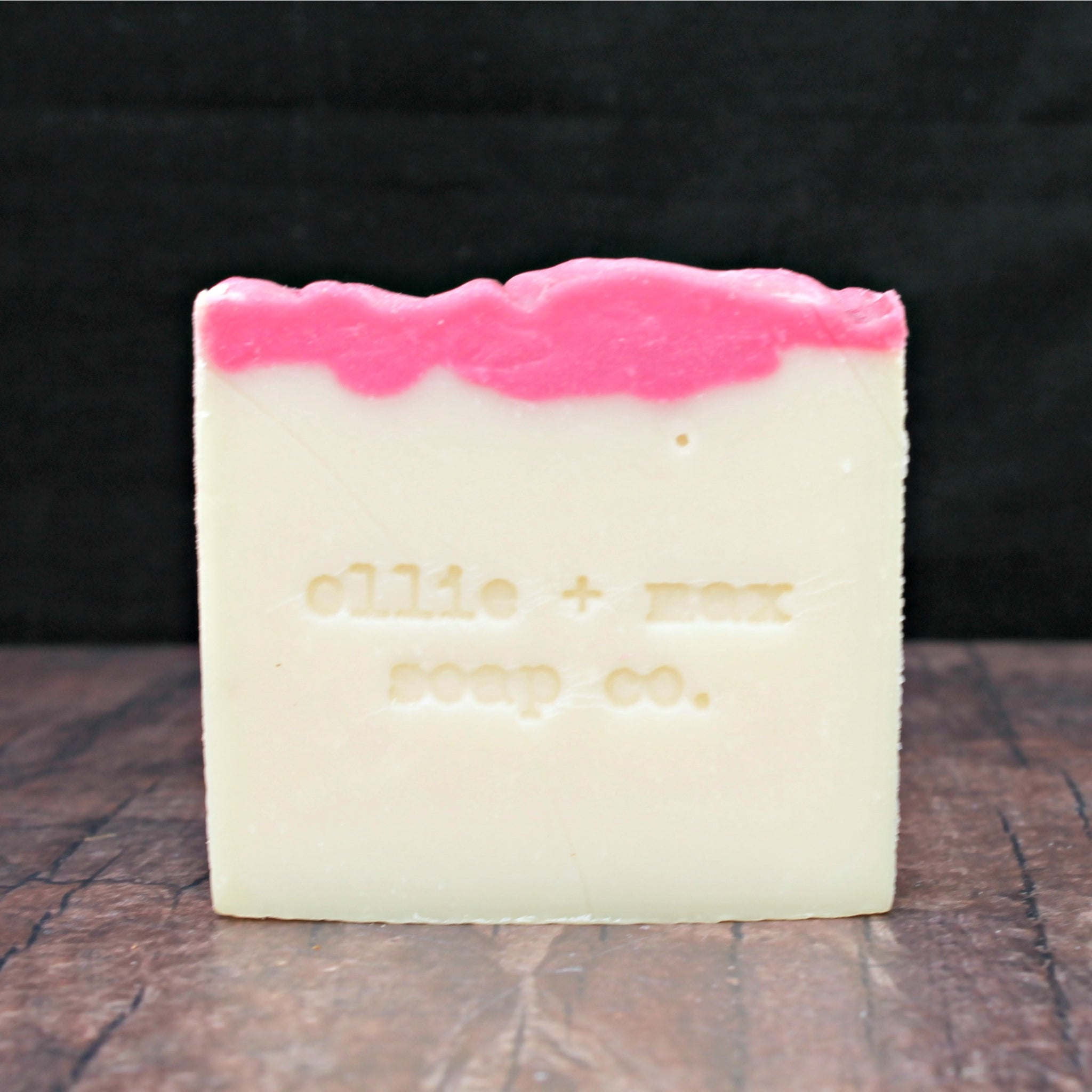Pink Berry Mimosa Vegan Soap