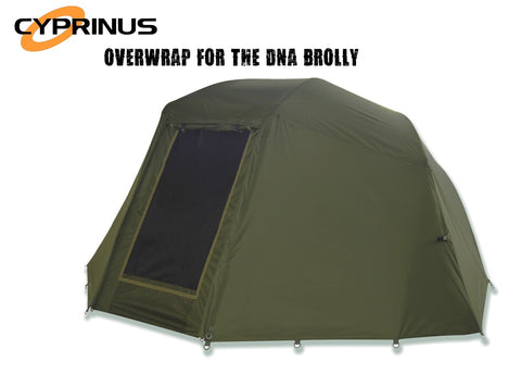 "Cyprinus Overwrap for DNA 60"" Brolly"