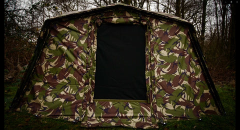 "Cyprinus K2 60"" Brolly System 20,000HH UK Version DPM4 Camo"