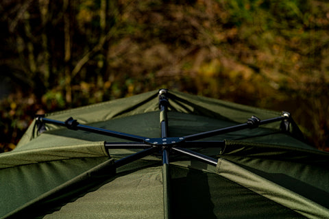 Cyprinus Typhoon Full Bivvy System M4 Green Version 20,000HH