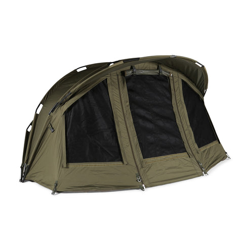"Cyprinus™ Base ""Head Quarters"" Head Quarters Bivvy 1 & 2 Man Bivvy"