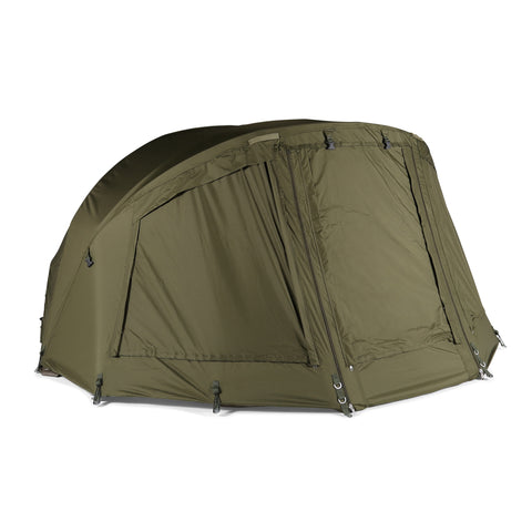 Cyprinus Base HEAD QUARTERS Bivvy + Overwrap Combo Deal