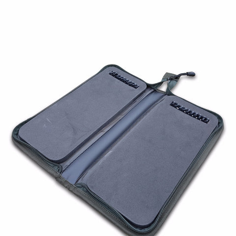 Cyprinus High Quality Carp Fishing Stiff Rig Wallet With 20 pins STD SIZE