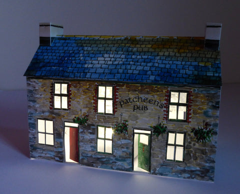 Model of Patcheen's, Annascaul