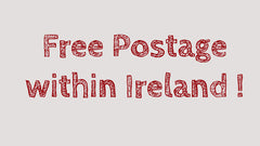 Free Postage in Ireland