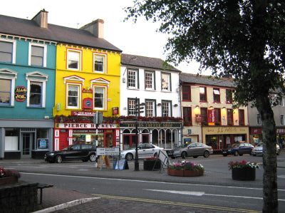 The real Skibbereen Square