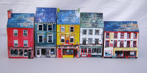 Tiny Model of Skibbereen, West Cork