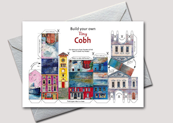 Build your own tiny,tiny Cobh