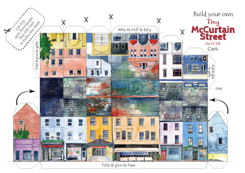 Build your own tiny, tiny McCurtain Street