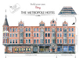 Build your own Tiny, tiny Metropole Hotel