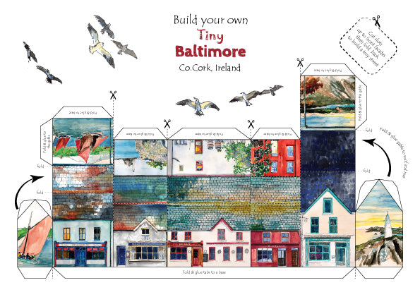 Build your own tiny,tiny Baltimore
