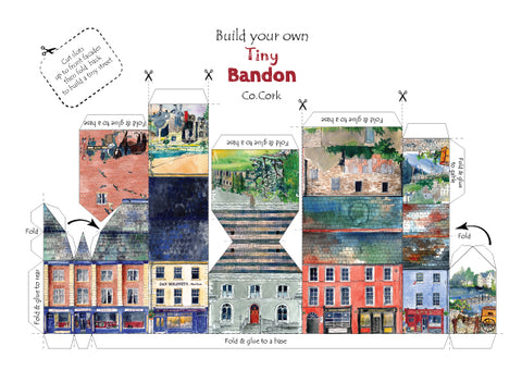 Build your own tiny,tiny Bandon