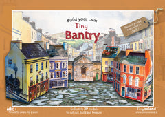Build your own tiny Bantry model kit