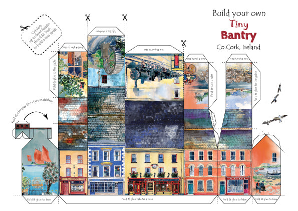 Build your own tiny,tiny Bantry