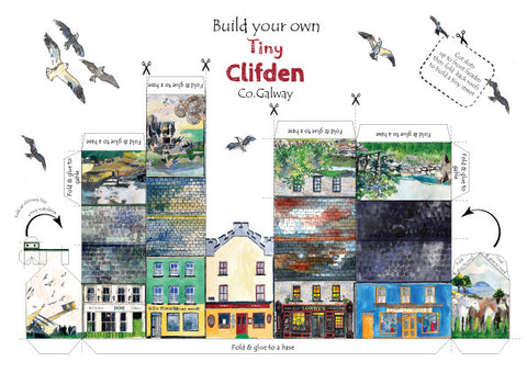Build your own tiny,tiny Clifden