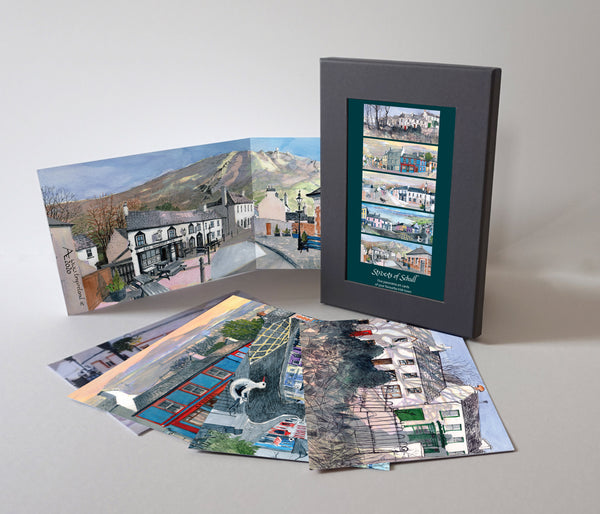 Streets of Schull Deluxe gift set