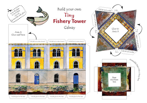 Build your own tiny Fishery tower