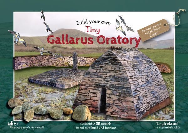 Build Your Own Tiny Gallarus Oratory