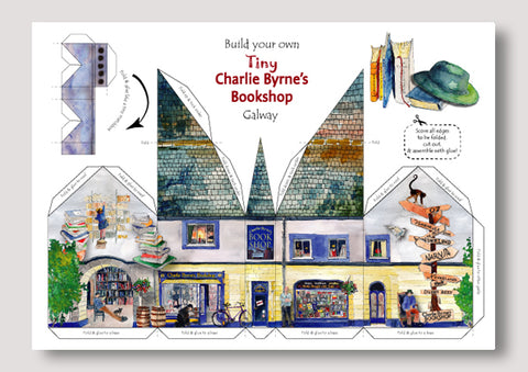 Build Your Own Tiny Charlie Byrne's Bookshop