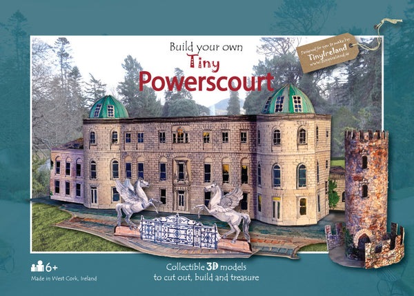 Build Your Own Tiny Powersourt