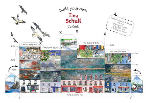 Build your own tiny,tiny Schull (new edition)