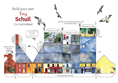 Build your own tiny,tiny Schull