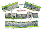 Build Your Own Tiny Spike Island