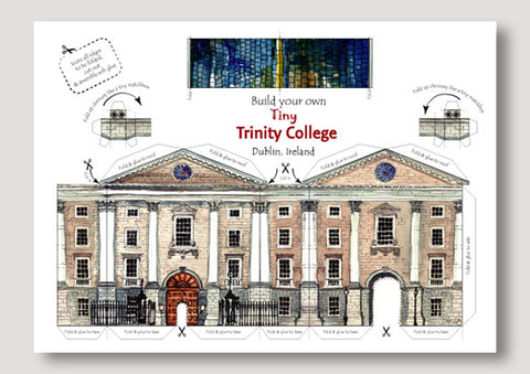 Build your own Tiny, tiny Trinity College