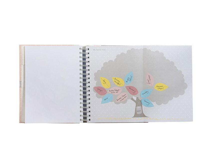 Baby Journal Book