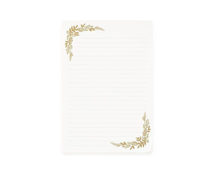 Birch Monarch Notepad