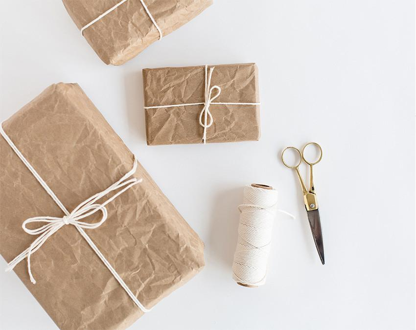 Wrapping Paper — Craft
