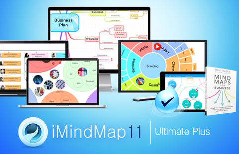 iMindMap 11 Ultimate Plus