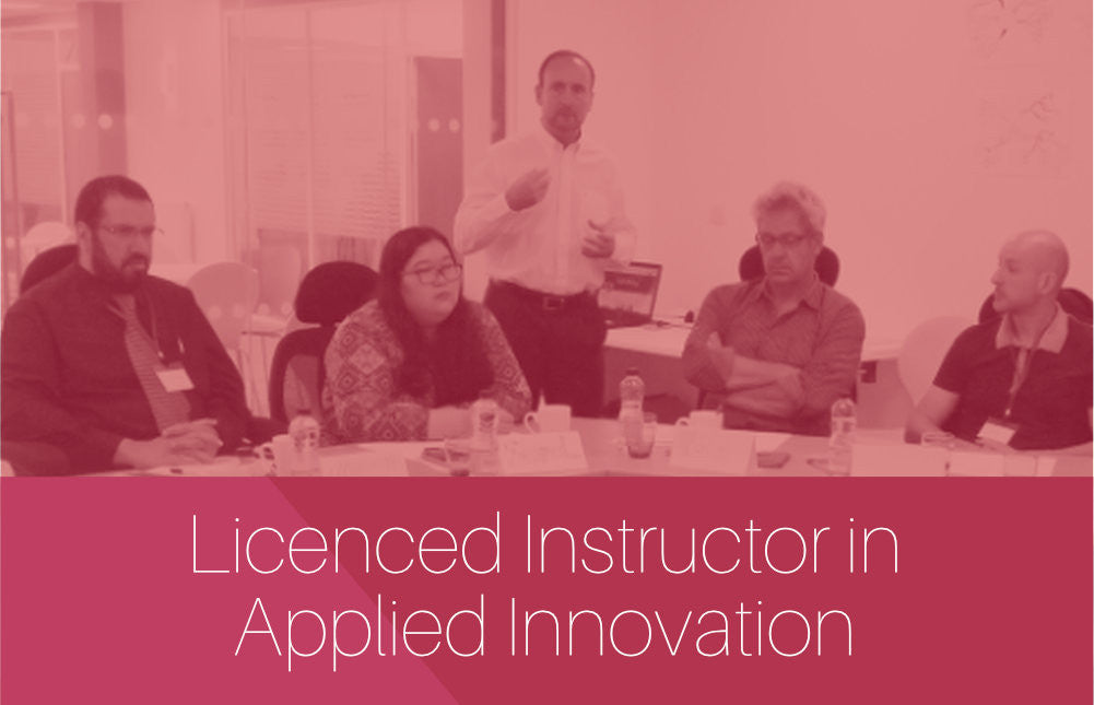 OpenGenius Certified Applied Innovation Course (4 days)