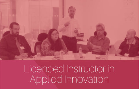 Applied Innovation (3 day) - OpenGenius Licensed Instructor Course