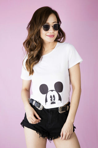 Micky Mouse Tee