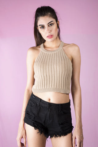 Barely There Crop Top